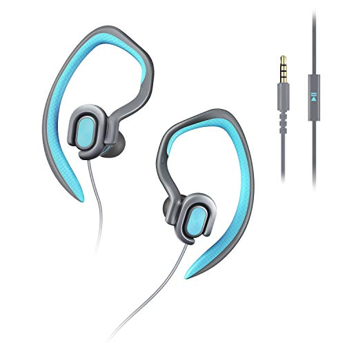 Mucro Sports Earhook Headphones Sweatproof