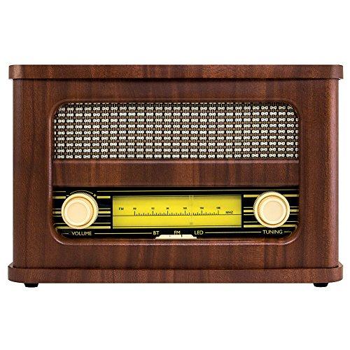 ART+SOUND Bluetooth Speaker Vintage Retro Radio