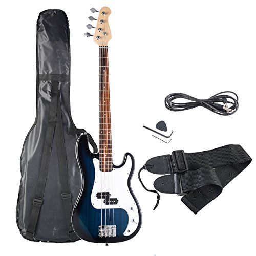 GoPlus Electric Bass