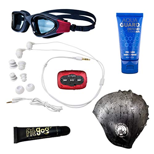 Swimbuds Original Headphones and 8 GB SYRYN