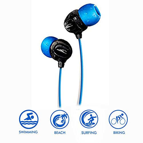 H2O Audio Waterproof Headphones for Swimming
