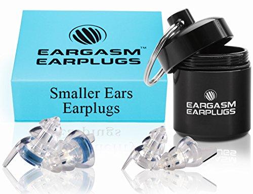Eargasm Smaller Ears Earplugs