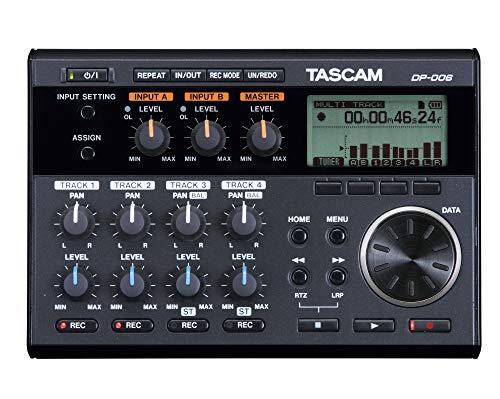 Tascam DP-006 6-Track