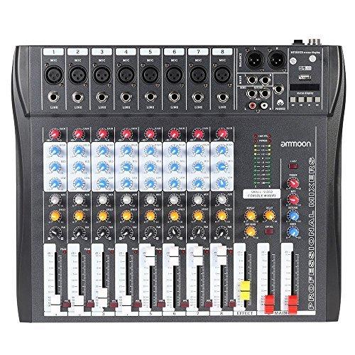 Ammoon CT80S-USB 8 Channel