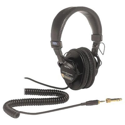 Sony MDR7506 Professional Large