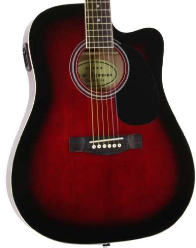 Jameson Guitars Full Size Thinline Acoustic
