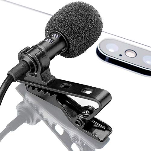 YouMic Lavalier Lapel Microphone for iPhone