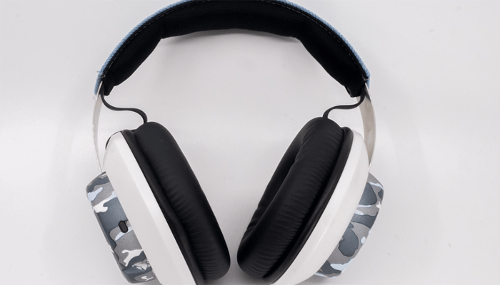 Over ear headphone