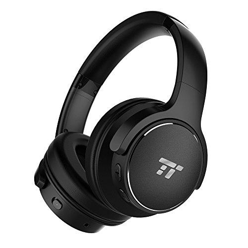 Riwbox XBT-80 Folding Stereo Wireless Bluetooth Headphones Over Ear