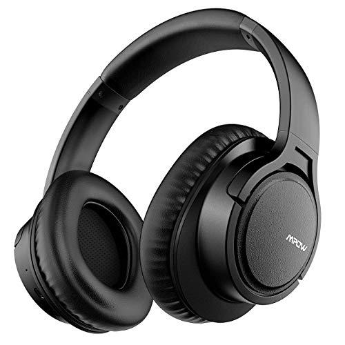 TaoTronics Active Noise Cancelling Bluetooth Headphones