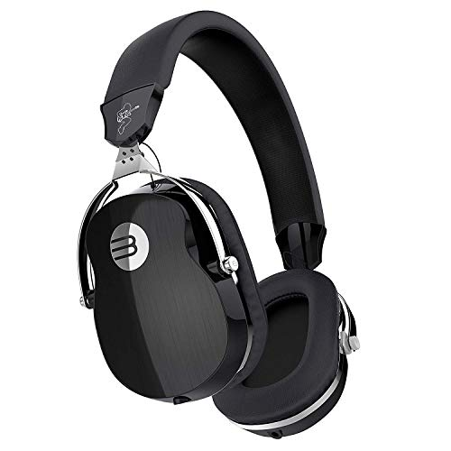 Over Ear Wired Headphones, BYZ Professional HiFi Stereo Headset