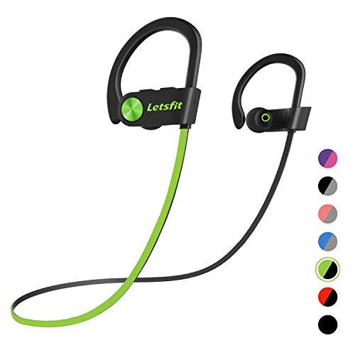 Bluetooth Headphones, Letsfit Wireless Headphones