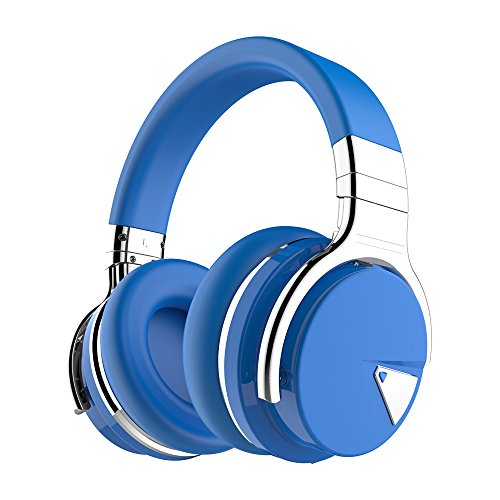 COWIN Noise Canceling Bluetooth Headphones with Microphone