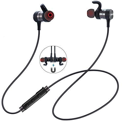 TECTOKA Bluetooth Headphones IPX5 Level Bluetooth 4.1