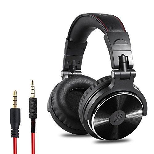 OneOdio Adapter-Free Closed-Back Over-Ear Headphones