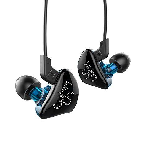 Panasonic ErgoFit In-Ear Earbud Headphones RP-HJE120-K