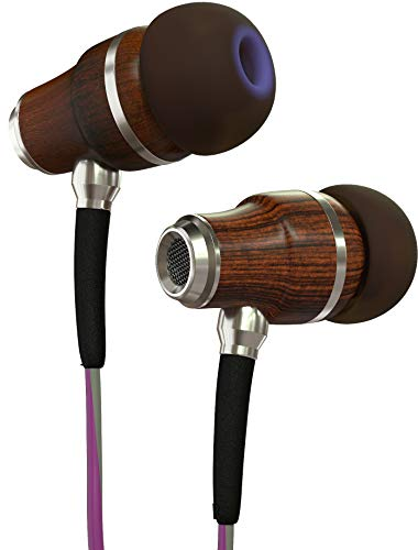 Symphonized NRG 3.0 Wood Earbuds, In-Ear