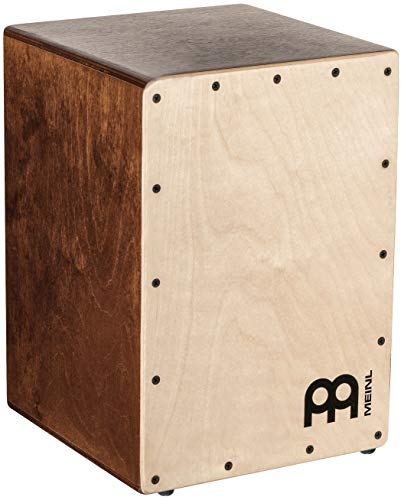 Meinl Cajon Box Drum with Internal Snares JC50LBNT