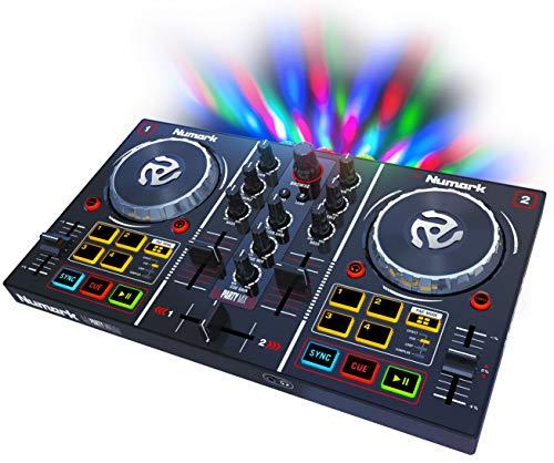 Numark Party Mix – Starter