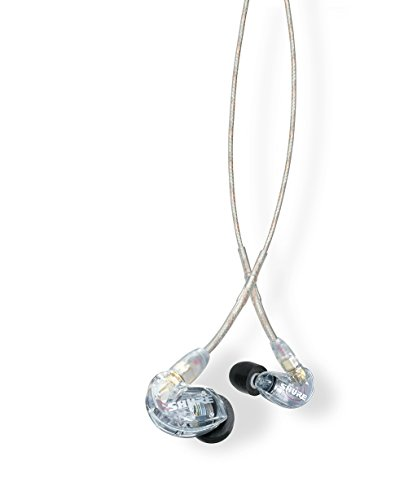 Shure SE215-CL Sound Isolating Earphone