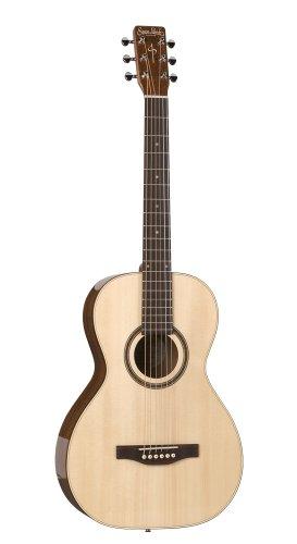 Simon & Patrick Woodland Pro Parlor Acoustic Guitar