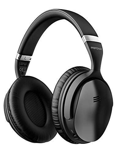 Mpow H5 Bluetooth Headphones Active Noise