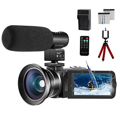 CofunKool Video Camera Camcorder