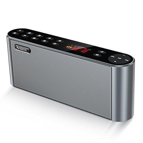 Antimi Bluetooth Speaker FM Radio
