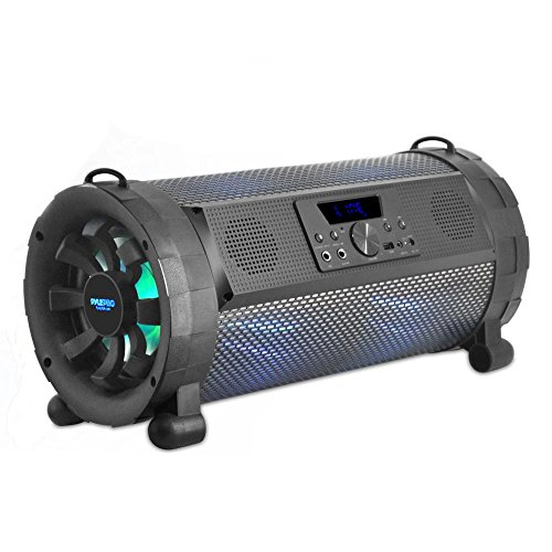 Pyle Bluetooth Boombox Street Blaster Stereo Speaker