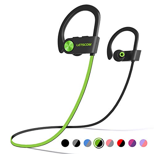 LETSCOM Bluetooth Headphones