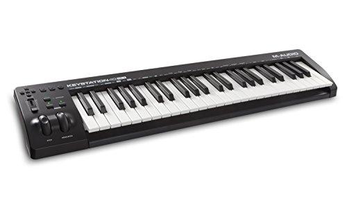 M-Audio Keystation 49-Key USB MIDI Keyboard Controller