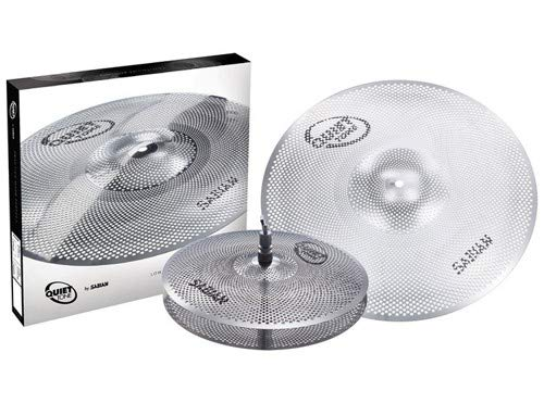 Sabian QTPC501 Quiet Tone Practice Cymbal