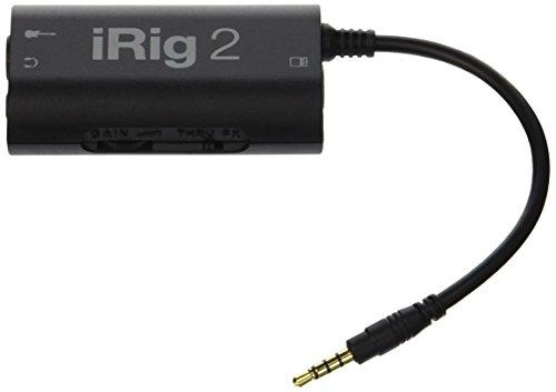 IK Multimedia iRig 2 Guitar Interface
