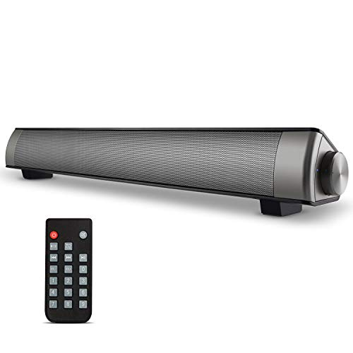 LKE Soundbar Wired and Wireless