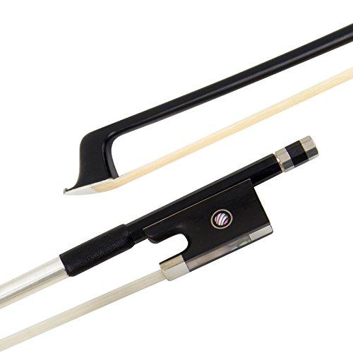 Kmise Violin Bow Stunning Bow Carbon Fiber