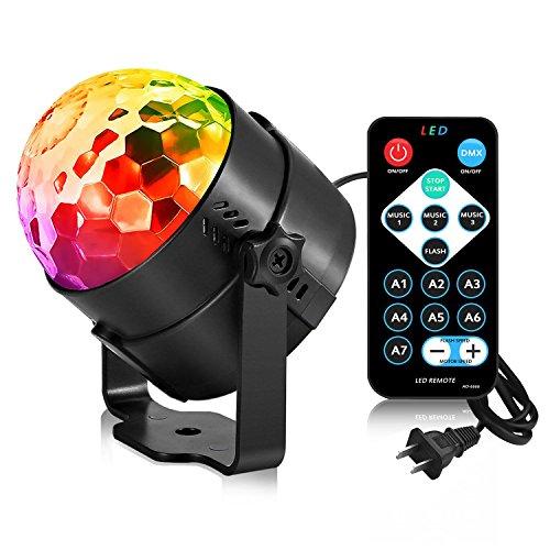 AOMEES DJ Disco Ball Lighting