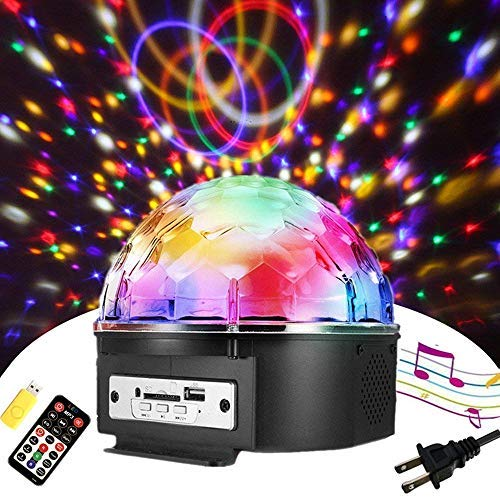Solmore Sound Activated Party Lights