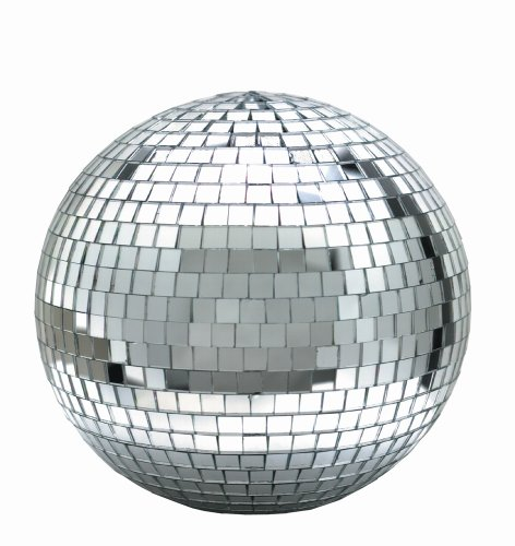 Eliminator Lighting Mirror Party Ball
