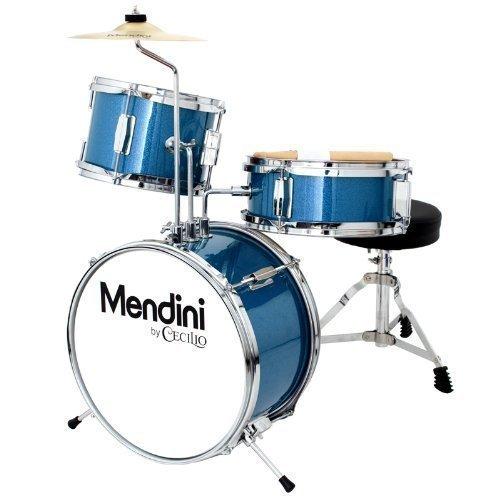 Mendini 3 Drum Set