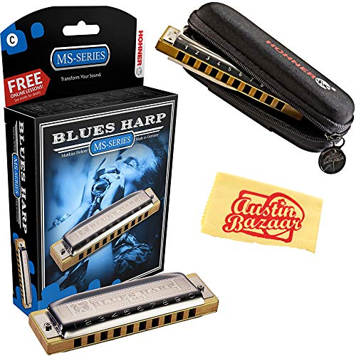 Hohner 532BX-C Blues Harp