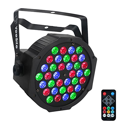 YeeSite Remote and DMX Controlled Lights for DJs
