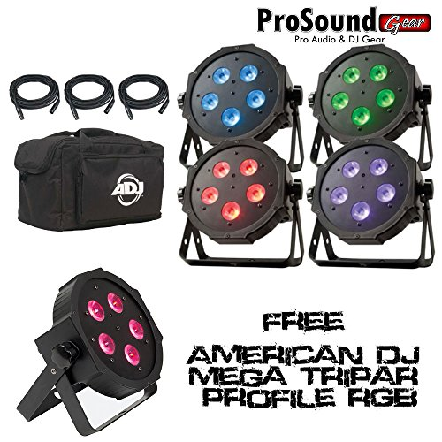 ADJ Products Tri-Colored LED Lighting System