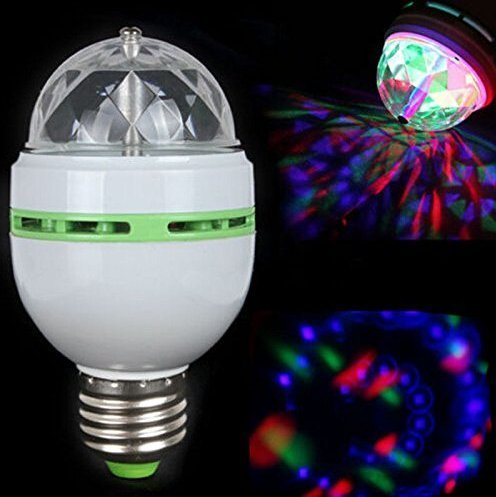 Kocaso Rotating LED Strobe Bulb