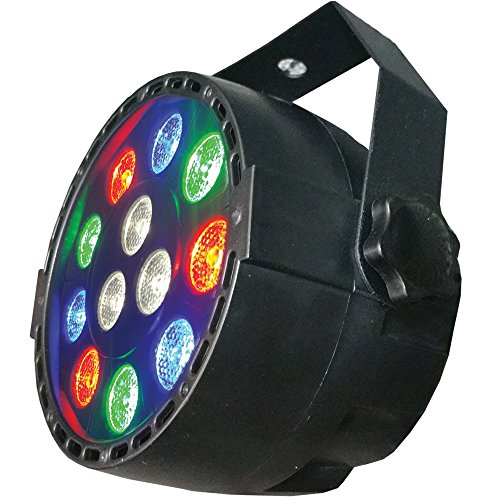RGBW Color Mixing compact LED Lighting