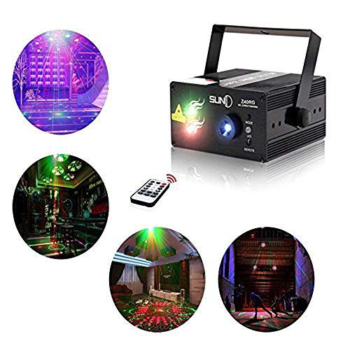 Laser Light 40 Projector Stage Lighting