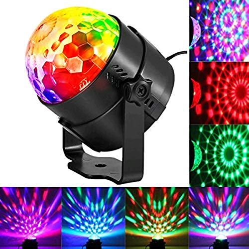 KINGSO Color Changing Led Disco Lights