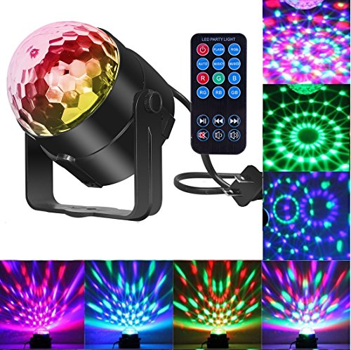 Comwinn Disco Strobe Light