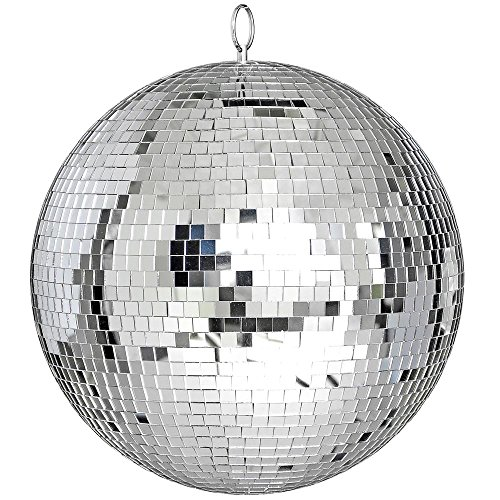 "Yescom 12"" Mirror Glass Ball for Disco"