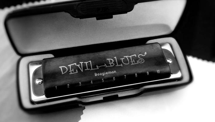 Blues Harmonicas