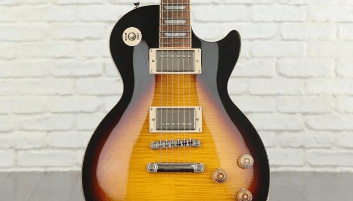 Entpvsnh Epiphone Les Paul Tribute Plus Vintage Sunburst